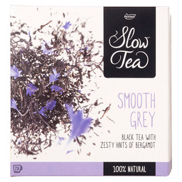 TEE SMOOTH GREY PICKWICK SLOW TEA
