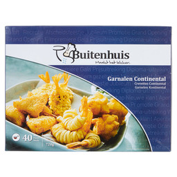 SHRIMPS CONTINENTAL 18 GR