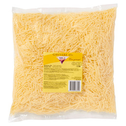 GRUYERE GRATED 3 MM