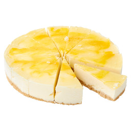 LEMON CHEESECAKE GLUTENVRIJ