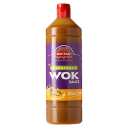 WOKSAUCE MILDES CURRY WOK-ESSENTIALS