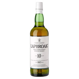 LAPHROAIG 10 YEARS + GIFTBOX