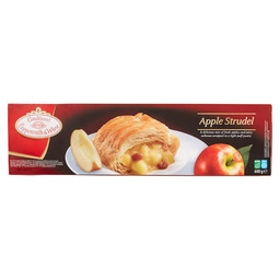 APPLE STRUDEL COPPENRATH AND WIESE