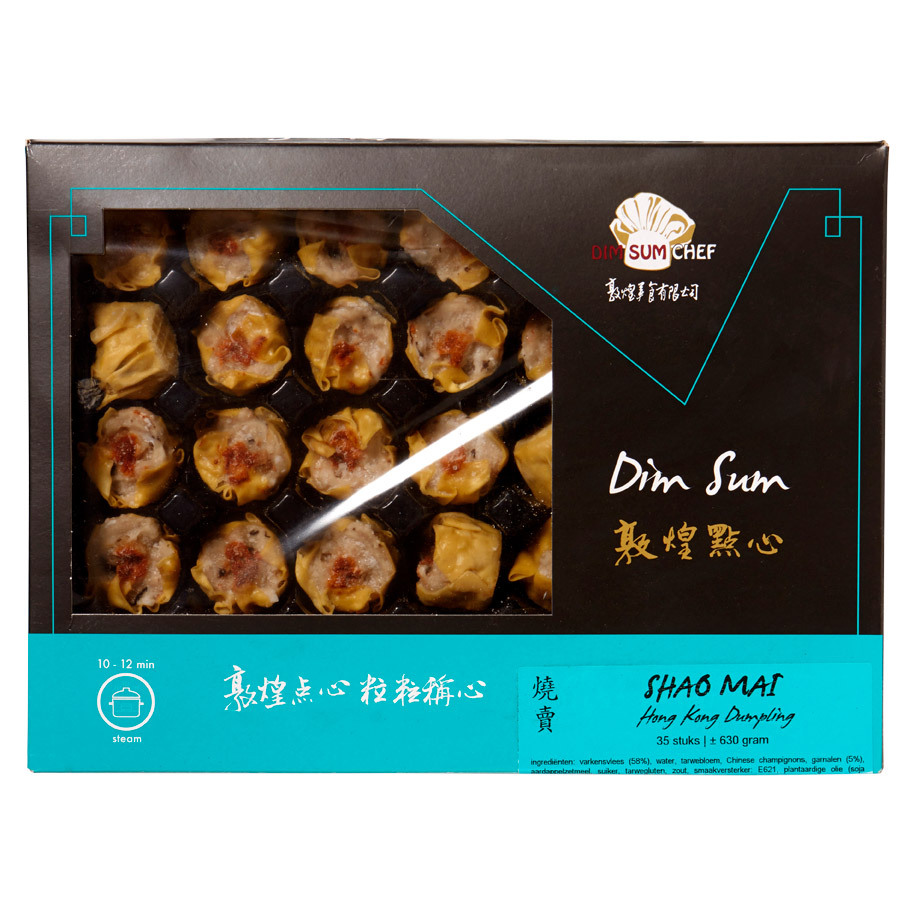 PIE PORK/PRAWN SHAO MAI 18 GRAM