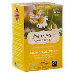 THEE CHAMOMILE LEMON HERBAL TEA BIO/FAIR