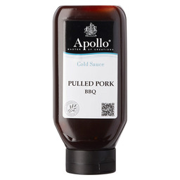 PULLED PORK BBQ SAUCE