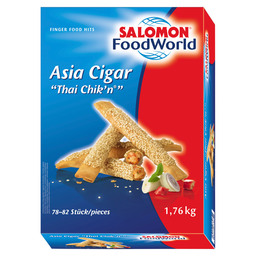 ASIA CIGAR THAI CHIK'N 35GR SALOMON