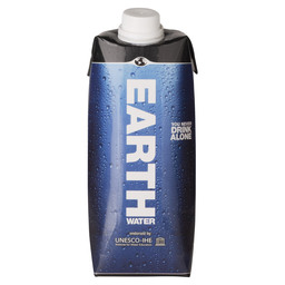EARTH WATER STILL 50CL TETRA PAK