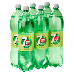 SEVEN UP FREE 1,5L