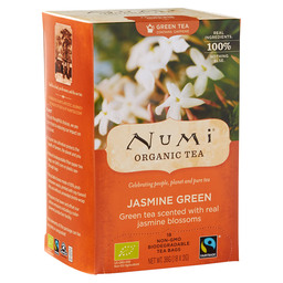 THEE JASMINE GREEN TEA BIO / FAIRTRADE