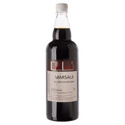 KOOK MARSALA 17%  PEPER/ZOUT MODIFIED
