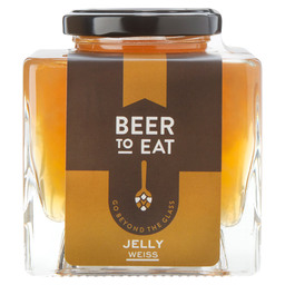 BEER TO EAT - WEISS BIER GELEI