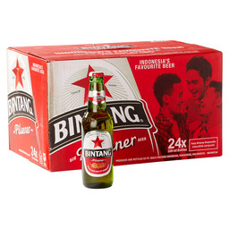 BIER INDONESIE BINTANG