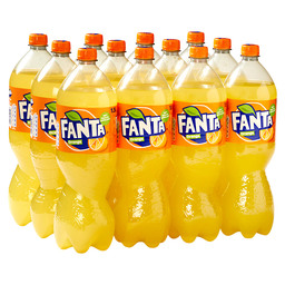 FANTA ORANGE REGULAR 1.5L