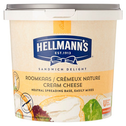 SANDWICH DELIGHT ROOMKAAS HELLMANS