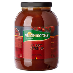 CURRY KETCHUP VLEMINCKX