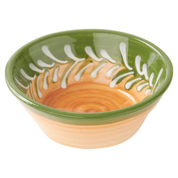 BOWL VERDE 11X4 CM CONICAL (GREEN)