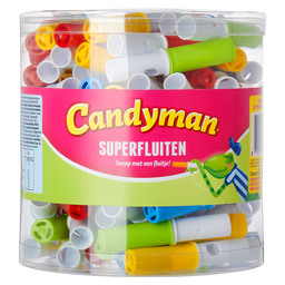 SUPERFLUITEN  CANDYMAN