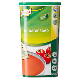 TOMATO SOUP THICKENED SOUP