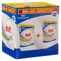 DREFT PLATINUM REG. 90+90