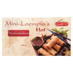 LOEMPIA HOT MINI 20GR.
