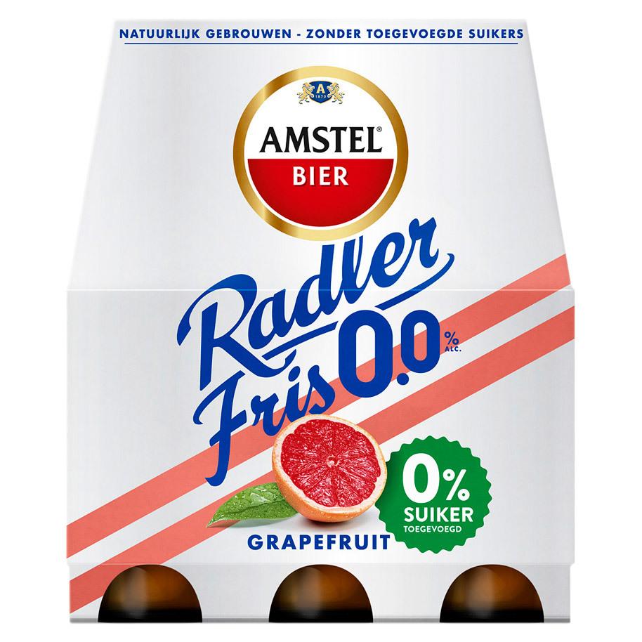 AMSTEL RADLER FRIS 0.0% 30CL