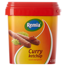 CURRY KETSCHUP