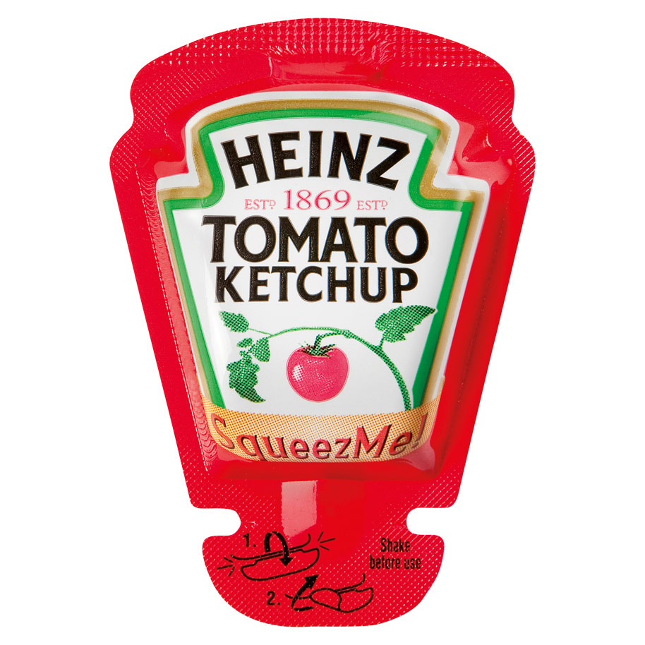 HEINZ TOMATO KETCHUP SQUEEZEME 26ML