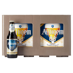 AFFLIGEM BLOND 0.0% 30CL 4X6