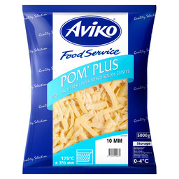 CHIPS POM'PLUS 10 MM (2X5 KG)