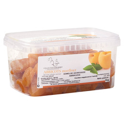 SOFT DRIED ABRICOTS