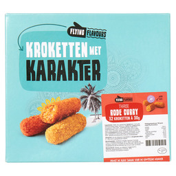 CROQUETTE RED CURRY 30GR