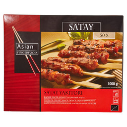 SATAY YAKITORI 20GR ASIAN FINGER FOOD