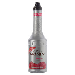 MONIN PUREE RASPBER.