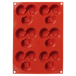 SILICONE MAL 6 TRISKELL