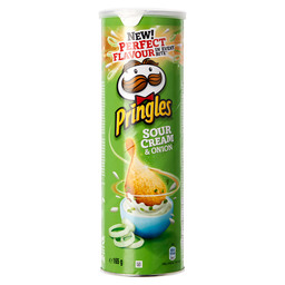 PRINGLES SOUR CREAM ONION