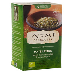 THEE MATÉ LEMON MYRTLE GREEN TEA BIO