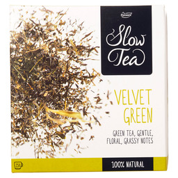 TEA VELVET GREEN PICKWICK SLOW TEA