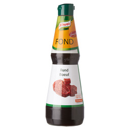 BEEF STOCK KNORR GARDE D'OR