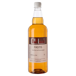 KOOK PASTIS 45% PEPER/ZOUT MODIFIED