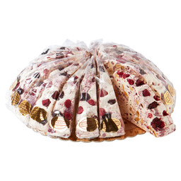 SOFT NOUGAT TAARTPUNT BERRIES