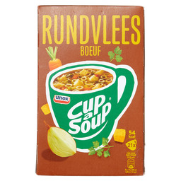 RUNDVLEES 175ML CUP-A-SOUP