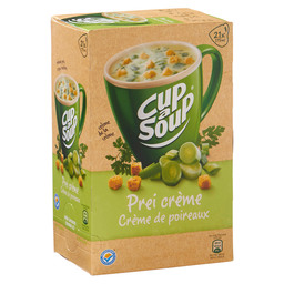 PREISOEP CREME  CUP A SOUP CATERING