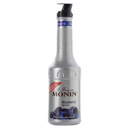 MONIN PUREE BLUEBERRY
