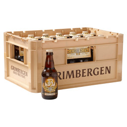 GRIMBERGEN TRIPEL 33CL 6x4 PACKS