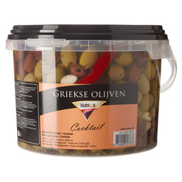 OLIVES COCKTAIL GREEK GLUTEN FREE