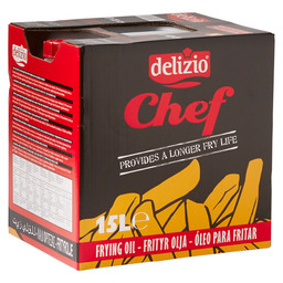 FRYING OIL DELIZIO CHEF