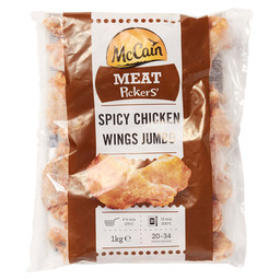 CHICKEN WINGS SPICY