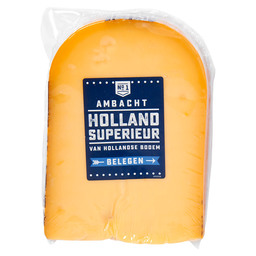KAAS BELEGEN 650GR HOLLAND SUPERIEUR