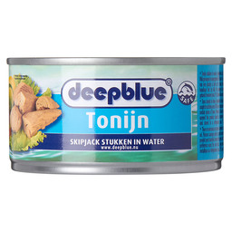 TUNA CHUNKS IN BRINE